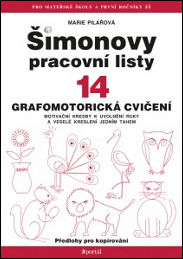 Šimonovy pracovní listy 14 - Marie Pilařová