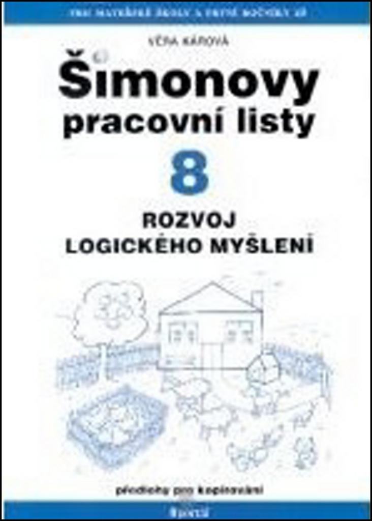 Šimonovy pracovní listy 8 - Věra Kárová