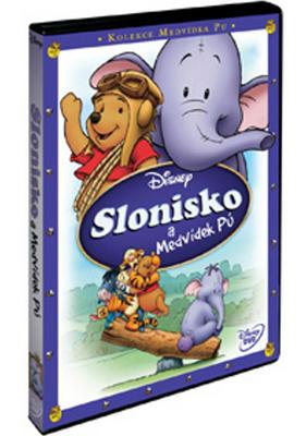 Obrázok Slonisko a Medvídek Pú