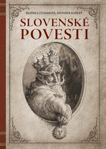 Obrázok Slovenské povesti