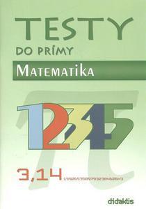 Obrázok Testy do prímy Matematika