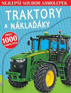 Obrázok Traktory a náklaďáky