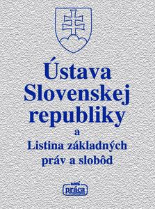 Obrázok Ústava Slovenskej republiky a Listina základných práv a slobôd