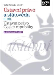 Obrázok Ústavní právo a státověda II. díl