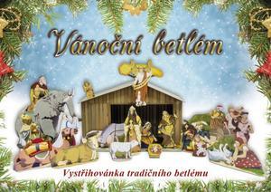 Obrázok Vánoční betlém