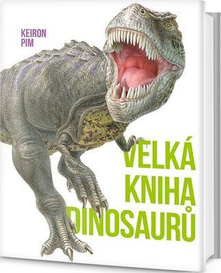 Obrázok Velká kniha dinosaurů