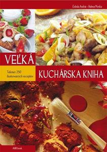 Obrázok Veľká kuchárska kniha