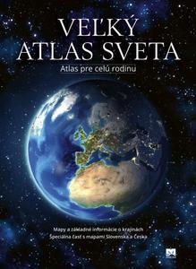 Obrázok Veľký atlas sveta