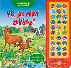 Víš, jak mluví zvířátka?