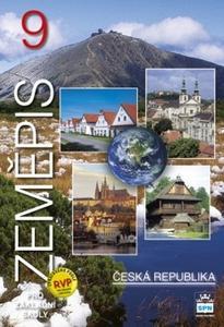 Zeměpis 9 pro základní školy Česká republika