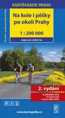 Obrázok Na kole i pěšky po okolí Prahy
