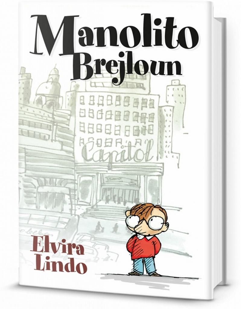 Manolito Brejloun - Elvíra Lindo