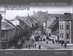Obrázok Bratislava včera a dnes, yesterday and today