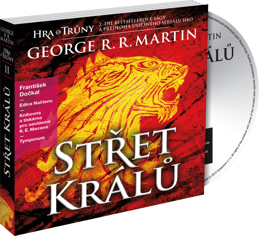Střet králů (2) - George R.R. Martin