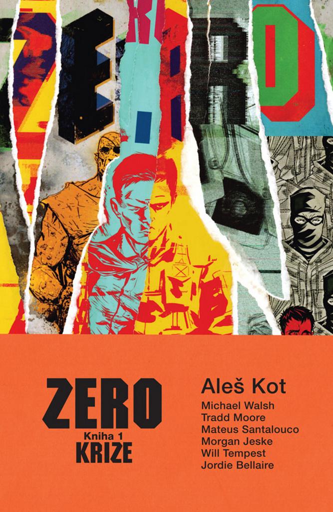 Zero Krize - Aleš Kot