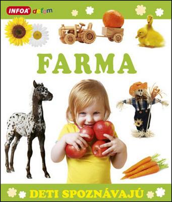 Obrázok Deti spoznávajú Farma