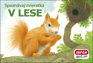 Obrázok Spoznávaj zvieratká V lese