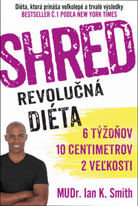 Obrázok SHRED Revolučná diéta