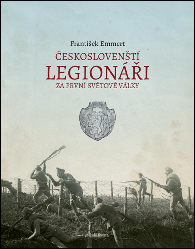 Českoslovenští legionáři za první světové války - František Emmert