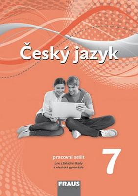 Obrázok Český jazyk 7 pro ZŠ a VG