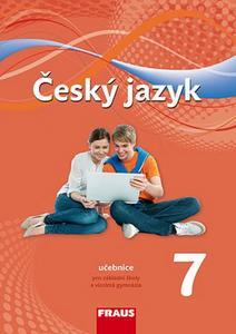 Obrázok Český jazyk 7 učebnice