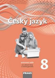 Obrázok Český jazyk 8 pro ZŠ a VG