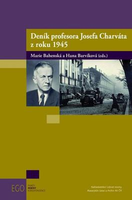 Obrázok Deník profesora Josefa Charváta z roku 1945