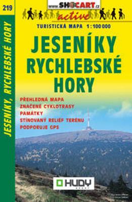 Obrázok Jeseníky, Rychlebské Hory