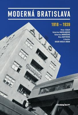 Obrázok Moderná Bratislava