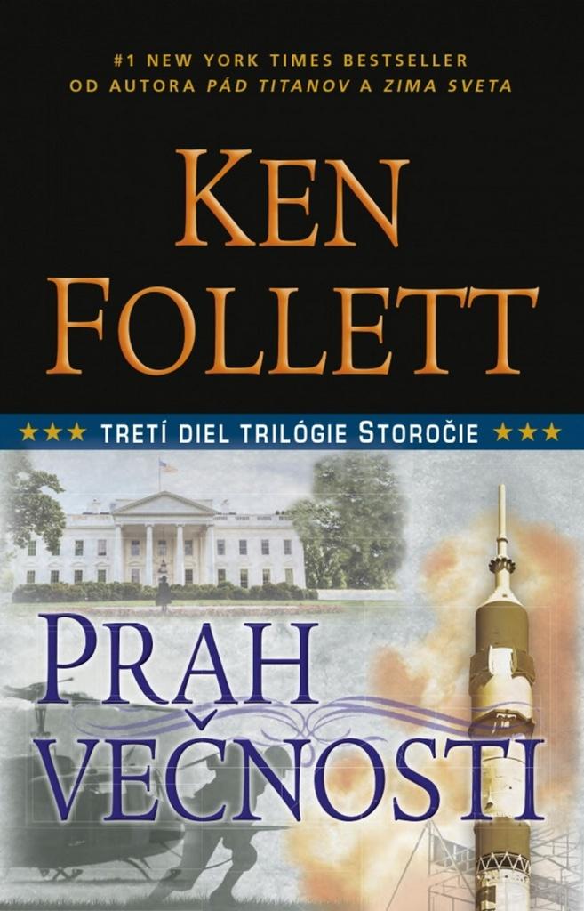 Prah večnosti - Ken Follett