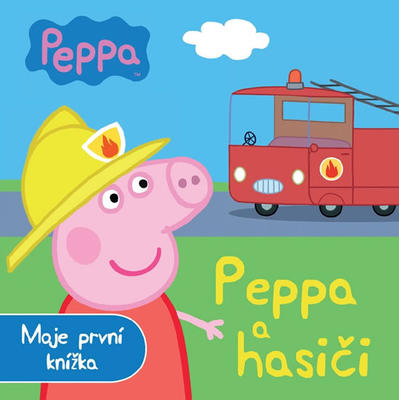 Obrázok Prasátko Peppa a hasiči