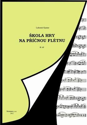 Škola hry na příčnou flétnu 3
