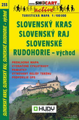 Obrázok Slovenský kras, Slovenský ráj, Slovenské Rudohorie-východ