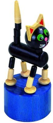 Obrázok Mačkací figurka kočka