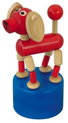 Obrázok Mačkací figurka pes