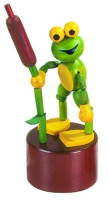 Obrázok Mačkací figurka žabák