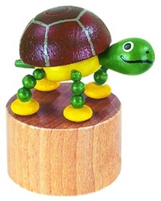 Obrázok Mačkací figurka želvička