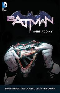 Obrázok Batman Smrt rodiny