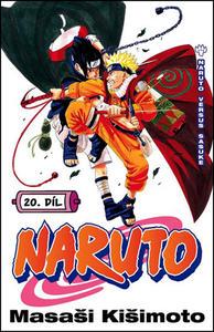 Obrázok Naruto 20 Naruto vs. Sasuke