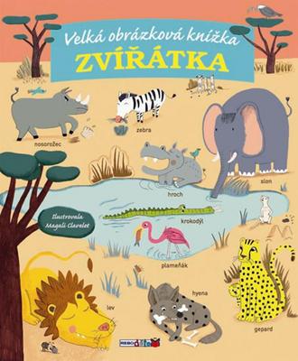 Obrázok Velká obrázková knížka Zvířátka