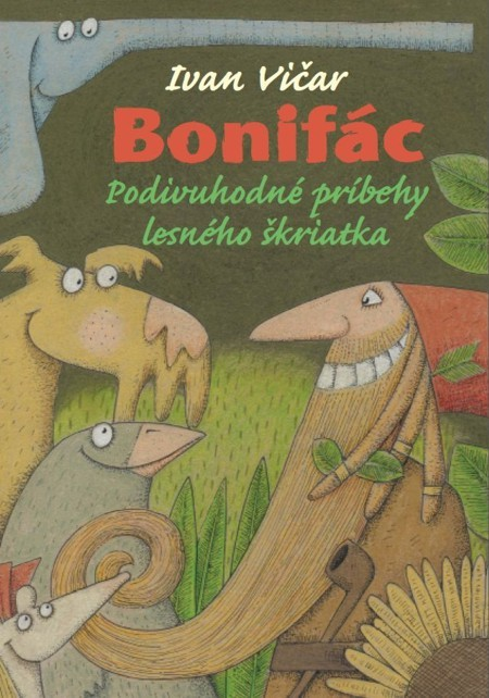 Bonifác - Ivan Vičar