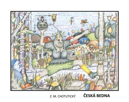 E-knihy jedou Česká bedna - Z. M. Chotutický