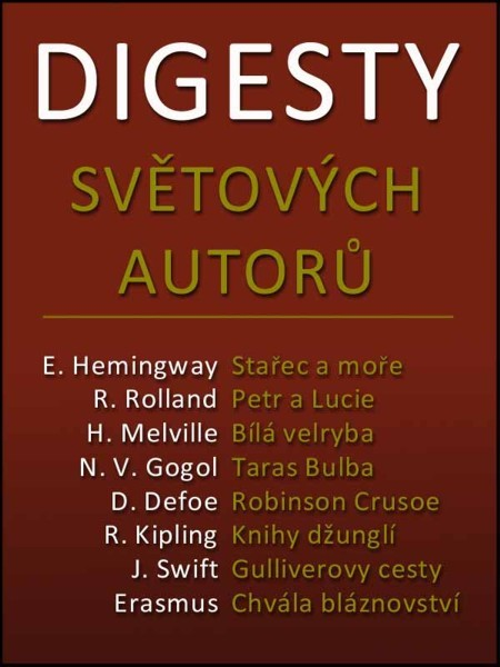 Digesty světových autorů - Romana Szalaiová, Ladislav Szalai