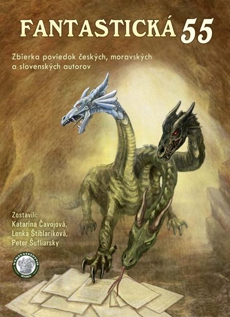 Fantastická 55 - Kolektív autorov