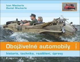 Obojživelné automobily - Daniel Mackerle, Ivan Mackerle