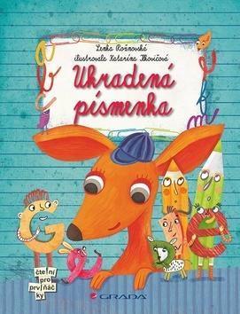 Ukradená písmenka - Lenka Rožnovská