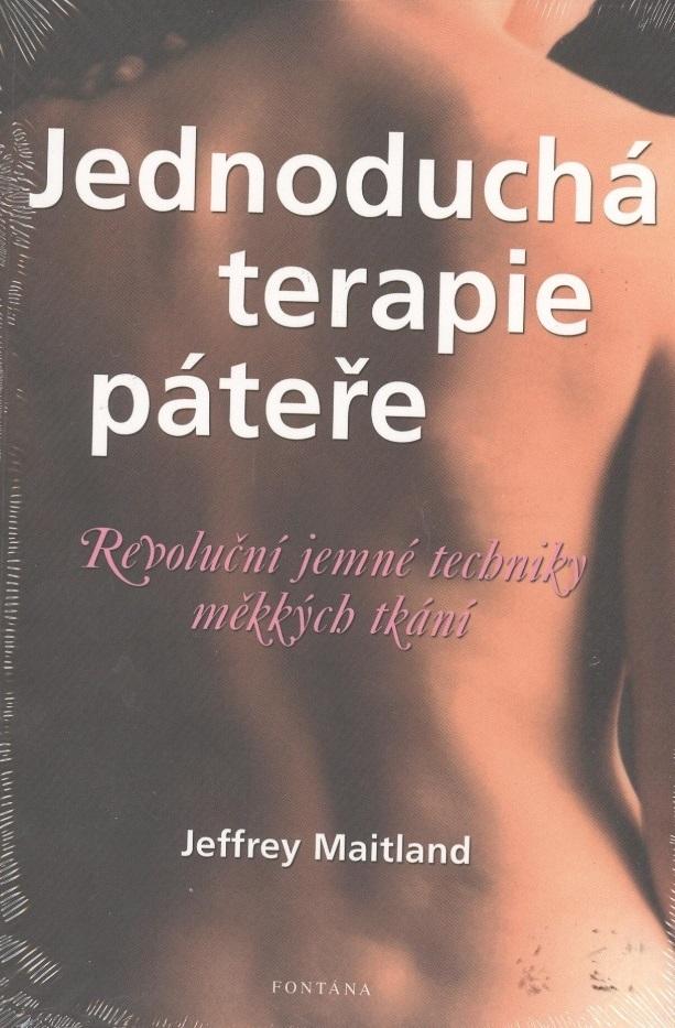 Jednoduchá terapie páteře - Jeffrey Maitland