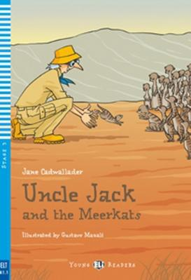 Obrázok Uncle Jack and the Meerkats