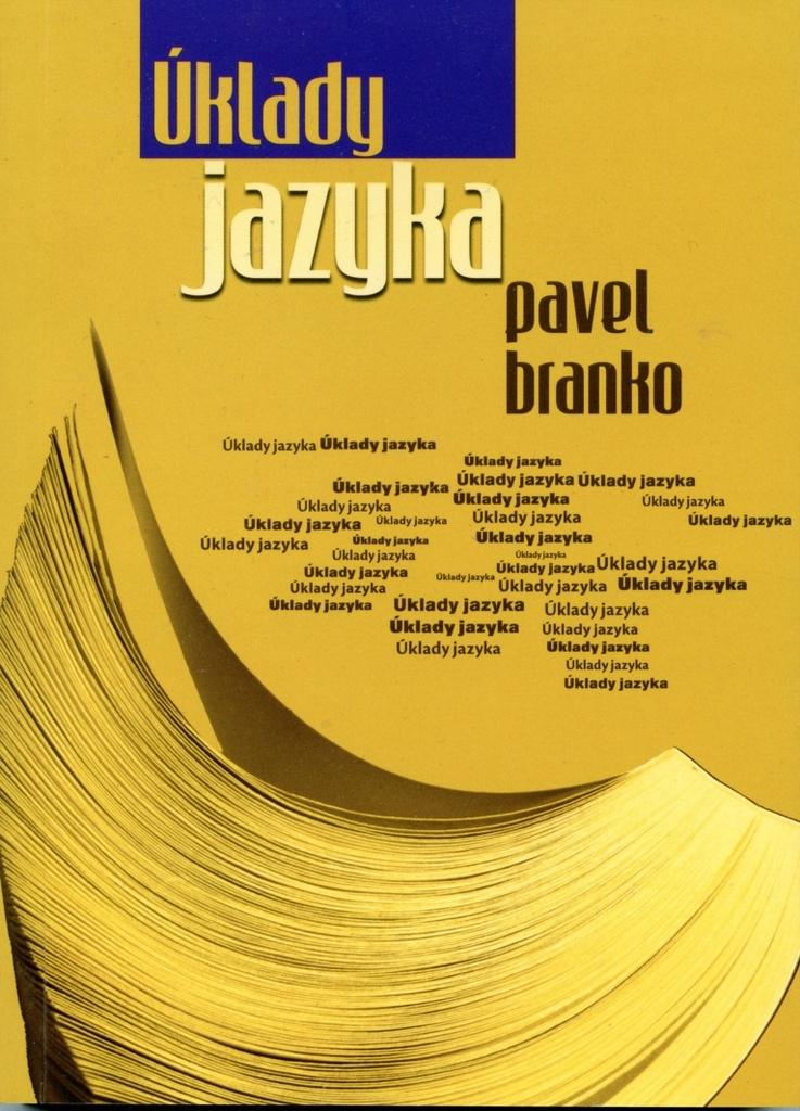 Úklady jazyka - Pavel Branko
