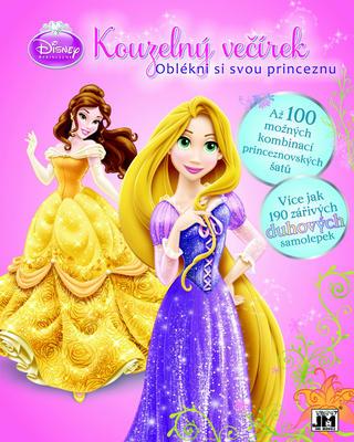 Obrázok Disney princezny Kouzelný večírek